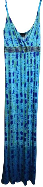 Multi color Maxi Dress by INC International Concepts