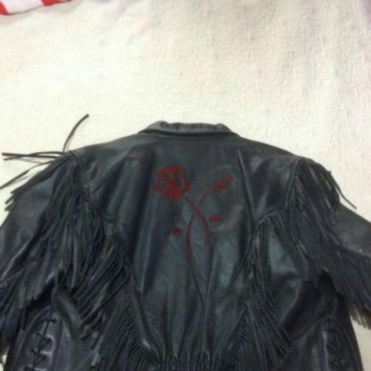 First Leather Leather Jacket