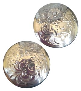 Other Montana Silversmith Engraved Earrings
