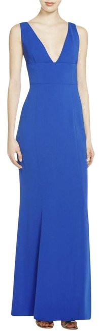 Preload https://img-static.tradesy.com/item/22340282/lauren-ralph-lauren-blue-laundry-by-shelli-segal-womens-v-neck-evening-gown-long-formal-dress-size-1-0-1-650-650.jpg