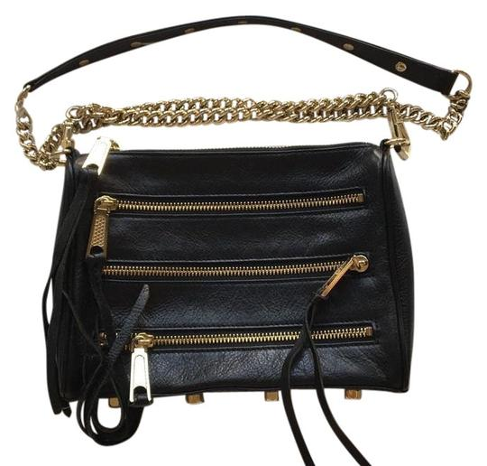 Preload https://img-static.tradesy.com/item/22340394/rebecca-minkoff-mini-5-zip-leather-cross-body-bag-0-1-540-540.jpg