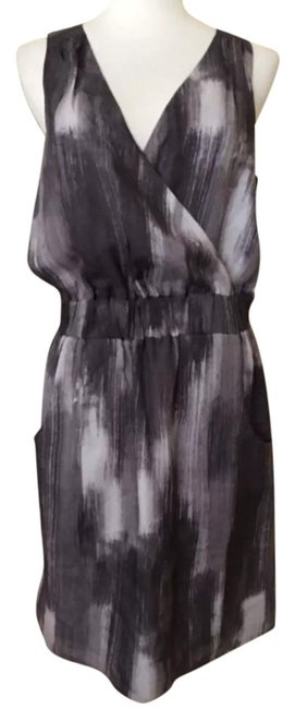 Preload https://img-static.tradesy.com/item/22340440/banana-republic-gray-and-purple-silk-faux-wrap-short-workoffice-dress-size-8-m-0-1-650-650.jpg