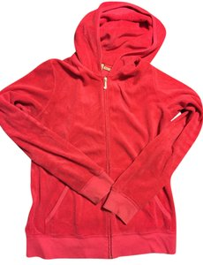 Juicy Couture Terry Zip-up Sweatshirt