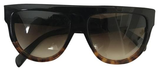 Preload https://img-static.tradesy.com/item/22340465/celine-black-41026s-shadow-sunglasses-0-1-540-540.jpg