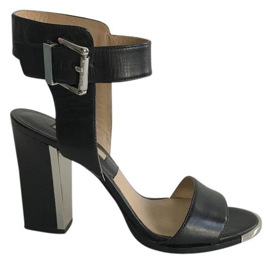 Preload https://img-static.tradesy.com/item/22340560/michael-kors-collection-black-ankle-strap-high-heel-with-silver-tip-and-buckle-detail-sandals-size-e-0-1-540-540.jpg