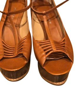 Derek Lam Tan Wedges