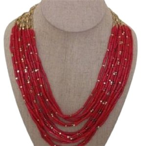 Stella & Dot Campari necklace