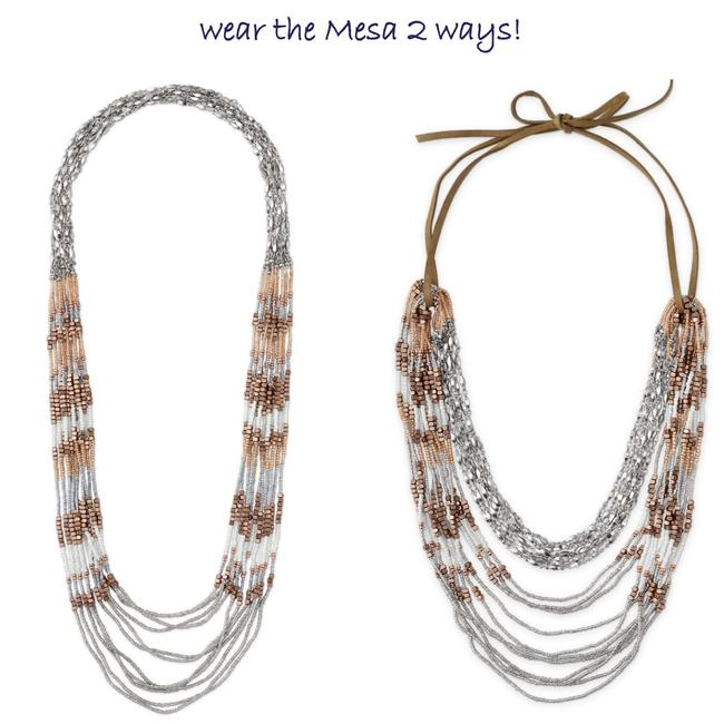 Item - Multicolor Mesa Necklace