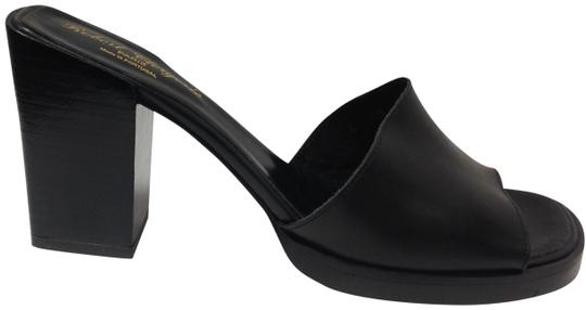Robert Clergerie High Heels Black Sandals