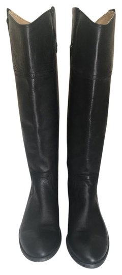 Preload https://img-static.tradesy.com/item/22340895/frye-black-knee-high-bootsbooties-size-us-8-regular-m-b-0-2-540-540.jpg