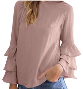 Boutique Top Pink