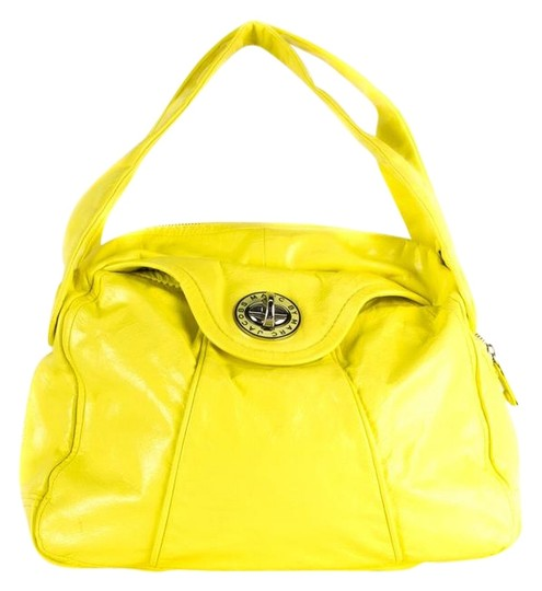 Preload https://img-static.tradesy.com/item/22341420/marc-by-marc-jacobs-yellow-neon-leather-shoulder-bag-0-1-540-540.jpg