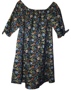 Bobeau short dress floral on Tradesy