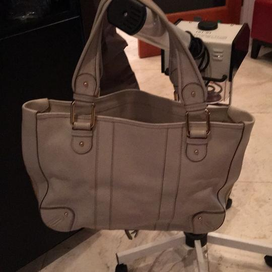 Marc Jacobs Satchel in cream