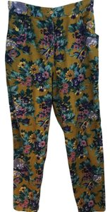 Cacharel Straight Pants Multicolor