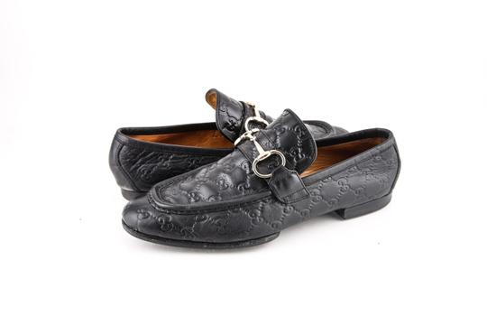 Preload https://img-static.tradesy.com/item/22341712/gucci-black-gg-signature-loafers-shoes-0-0-540-540.jpg