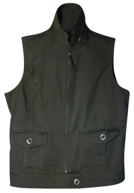 Preload https://img-static.tradesy.com/item/22341767/chico-s-green-vest-size-8-m-0-1-650-650.jpg