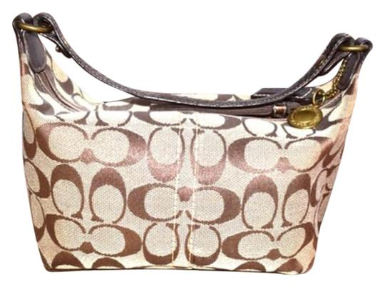 Preload https://img-static.tradesy.com/item/22341951/coach-small-logo-with-metallic-bronze-snake-skin-strap-very-good-condition-general-size-is-7x4x4-int-0-1-540-540.jpg