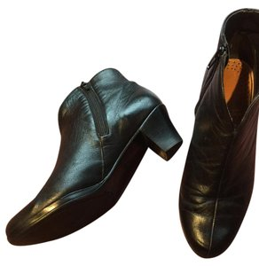 Munro American Ankle Leather black Boots