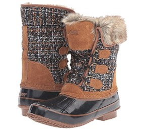 Khombu Warm Winter beige Boots