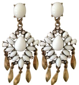 Stella & Dot Mallorca chandelier earrings