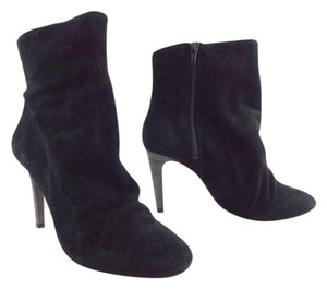 Free People Suede BLACK Boots