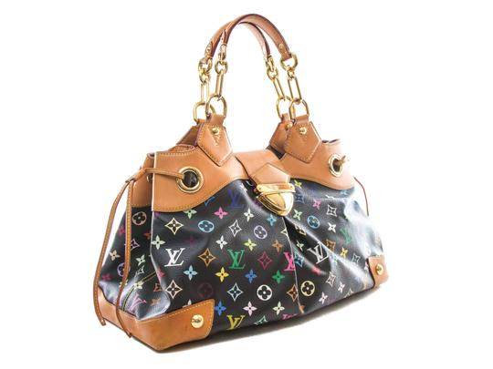 Louis Vuitton Made In France Tote in BLACK Image 6