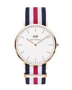 Daniel Wellington NWT Daniel Wellington Classic Canterbury Quartz DW00100002 Men's Watch