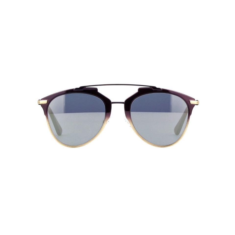 de7092274d2 Dior Violet and Gold Flash Sale D I O R Reflected Sunglasses - Tradesy