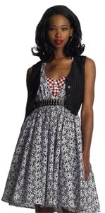 Jean-Paul Gaultier for Target short dress Black And White on Tradesy
