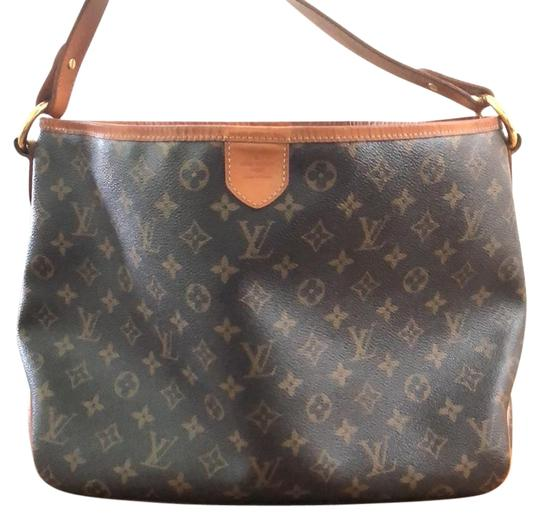 7db4803e27d60 Louis Vuitton Delighful Pm Canvas Classic LV Monogram Tote Bag on Tradesy