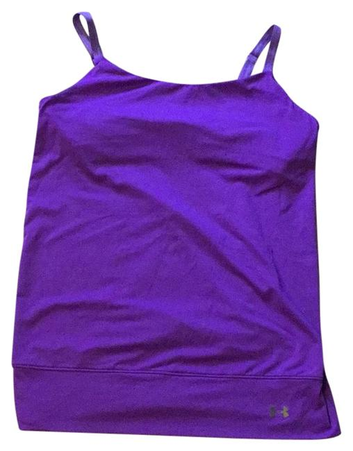Preload https://img-static.tradesy.com/item/22345001/under-armour-purple-women-s-essential-banded-activewear-top-size-0-xs-0-1-650-650.jpg