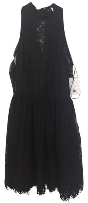 Item - Black | Verushka Short Formal Dress Size 8 (M)