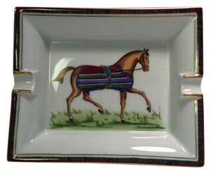 Hermès Hermes Trotting Horse Ashtray