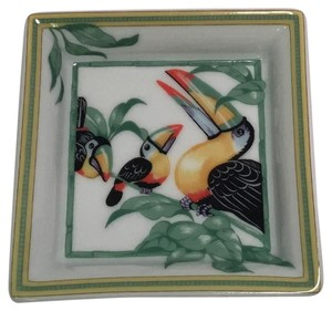 Hermès Hermes Toucans Ashtray