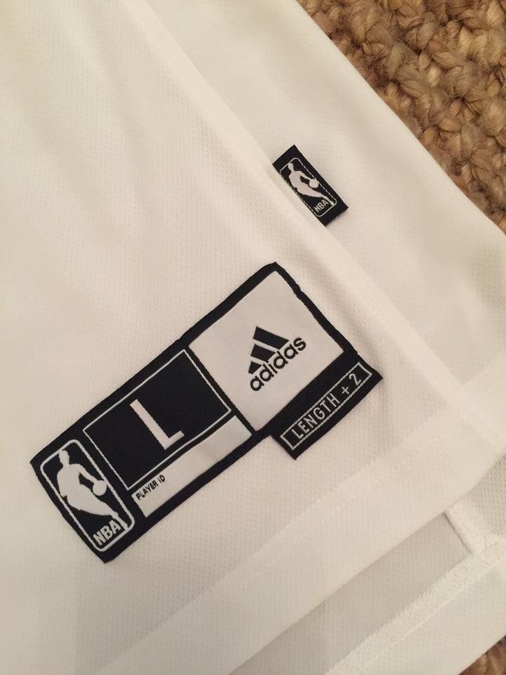 7c423f38c8998 adidas White Jersey Collectable Heat Activewear Top Size 14 (L, 34) 68% off  retail
