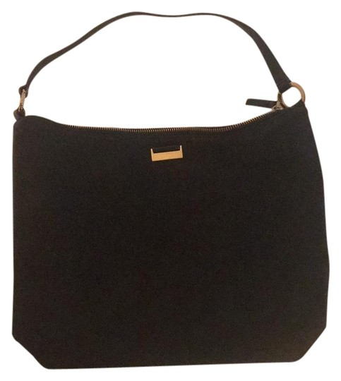 Preload https://img-static.tradesy.com/item/22346035/kate-spade-classic-black-fabric-shoulder-bag-0-1-540-540.jpg