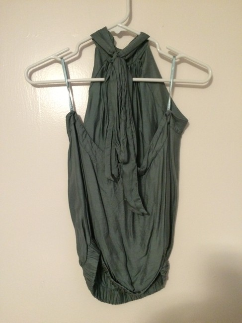 7 For All Mankind Top Teal