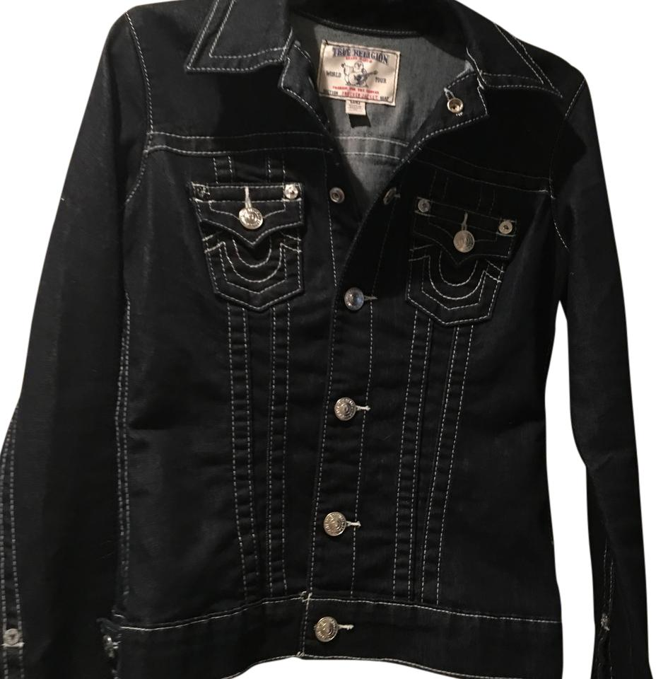 True religion jacket for women