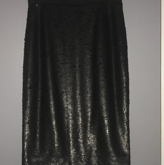 Banana Republic Skirt Black Image 1