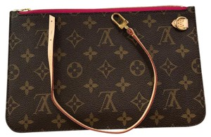 Louis Vuitton BRAND NEW LOUIS VUITTON NEVERFULL POUCH (GM or MM)