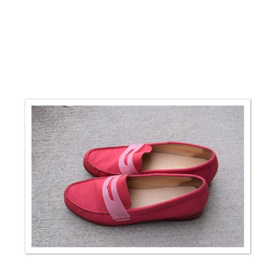 Cole Haan pinkish red Flats Image 1