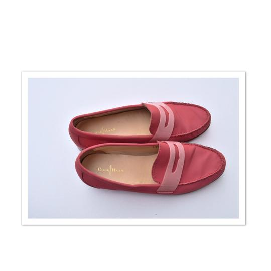 Cole Haan pinkish red Flats Image 11