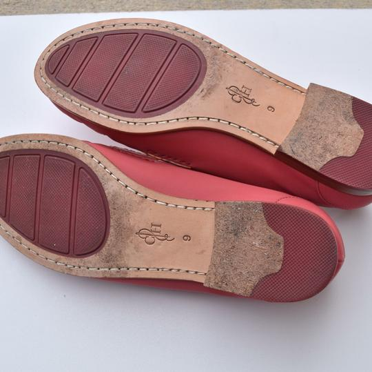 Cole Haan pinkish red Flats Image 9