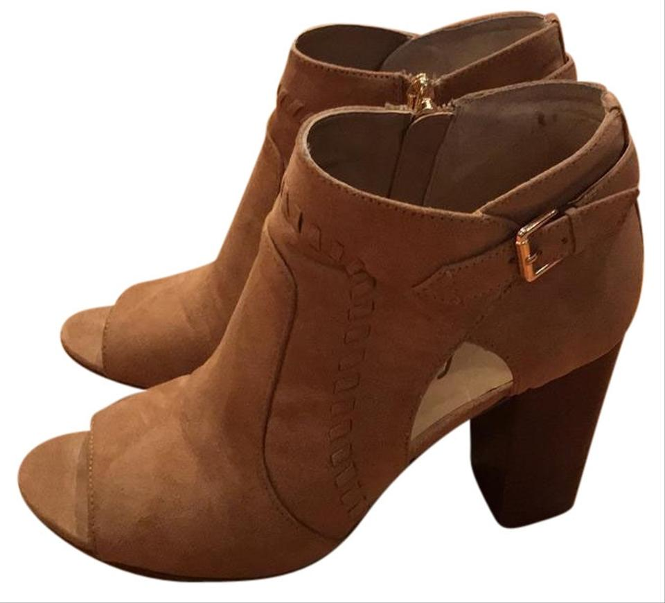 c72a9ca7 Unisa Light Brown Fabric Unmalaniee Boots/Booties Size US 8.5 ...