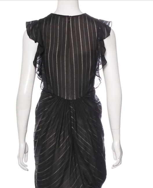3.1 Phillip Lim Flattering Night Out Striped Silk Dress Image 1