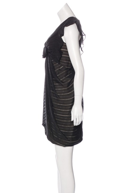 3.1 Phillip Lim Flattering Night Out Striped Silk Dress Image 2