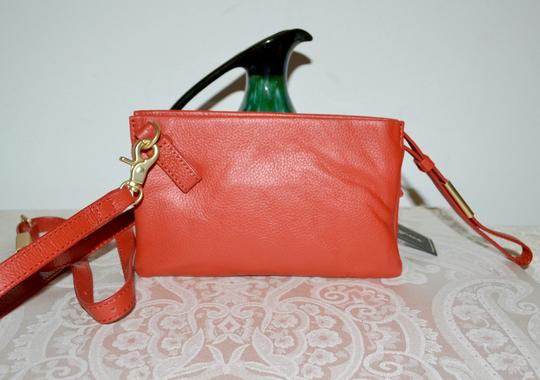 Foley + Corinna Wristlet Cache Day Leather Cross Body Bag Image 1