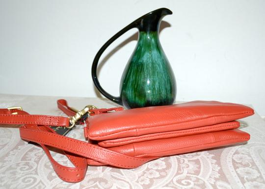 Foley + Corinna Wristlet Cache Day Leather Cross Body Bag Image 2
