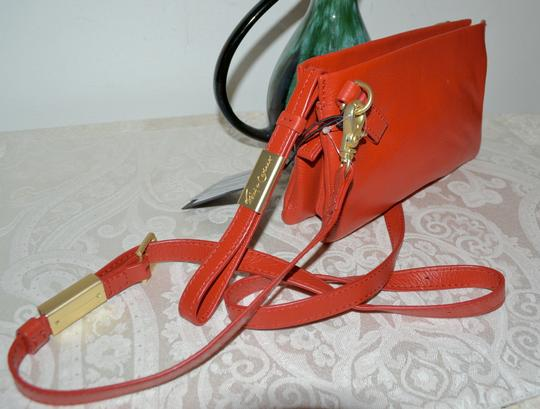 Foley + Corinna Wristlet Cache Day Leather Cross Body Bag Image 4